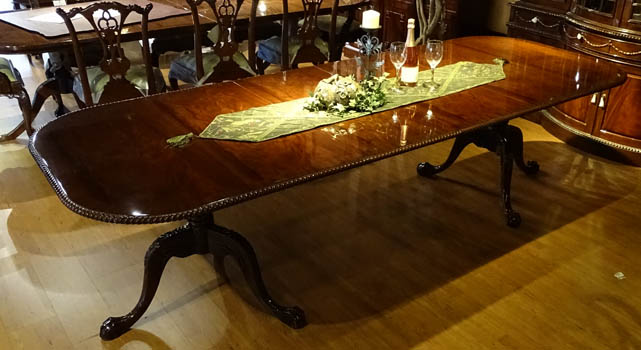 chippendale dining furniture 3