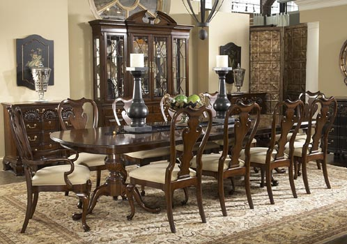 Mahogany and More - Table and Chair Sets