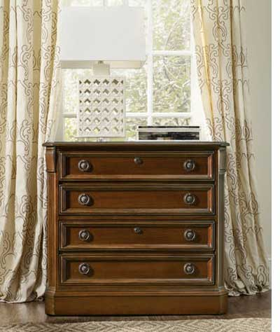Chamblee Warm Cherry Lateral File ...
