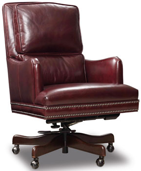 mahogany and more office chairs cordovan top grain leather