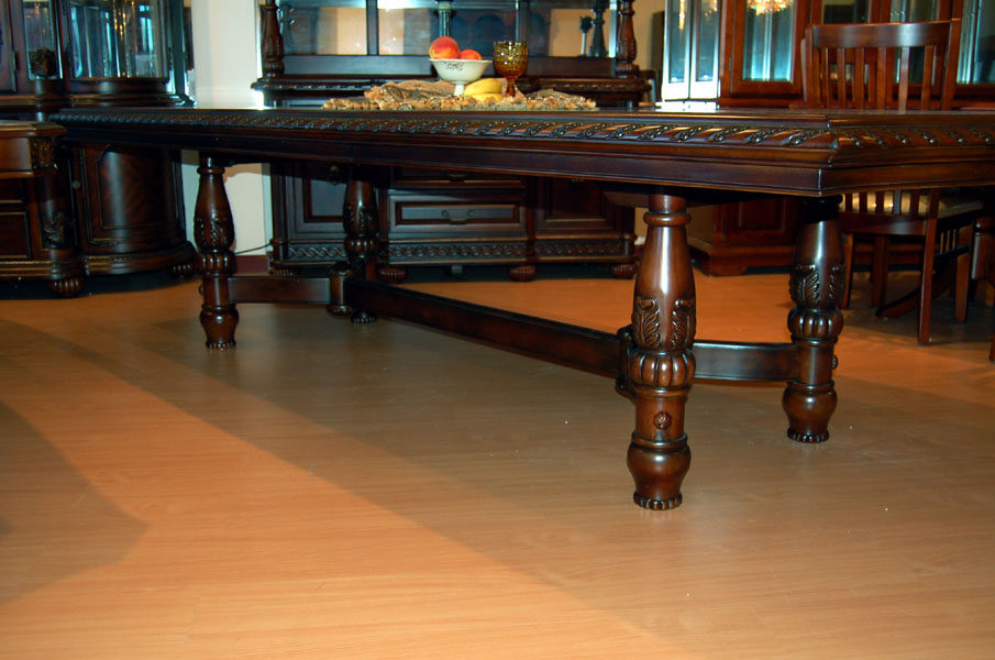 10 FT Rectangular Mahogany Dining Table eBay : detailview3exp from www.ebay.com size 905 x 600 jpeg 121kB
