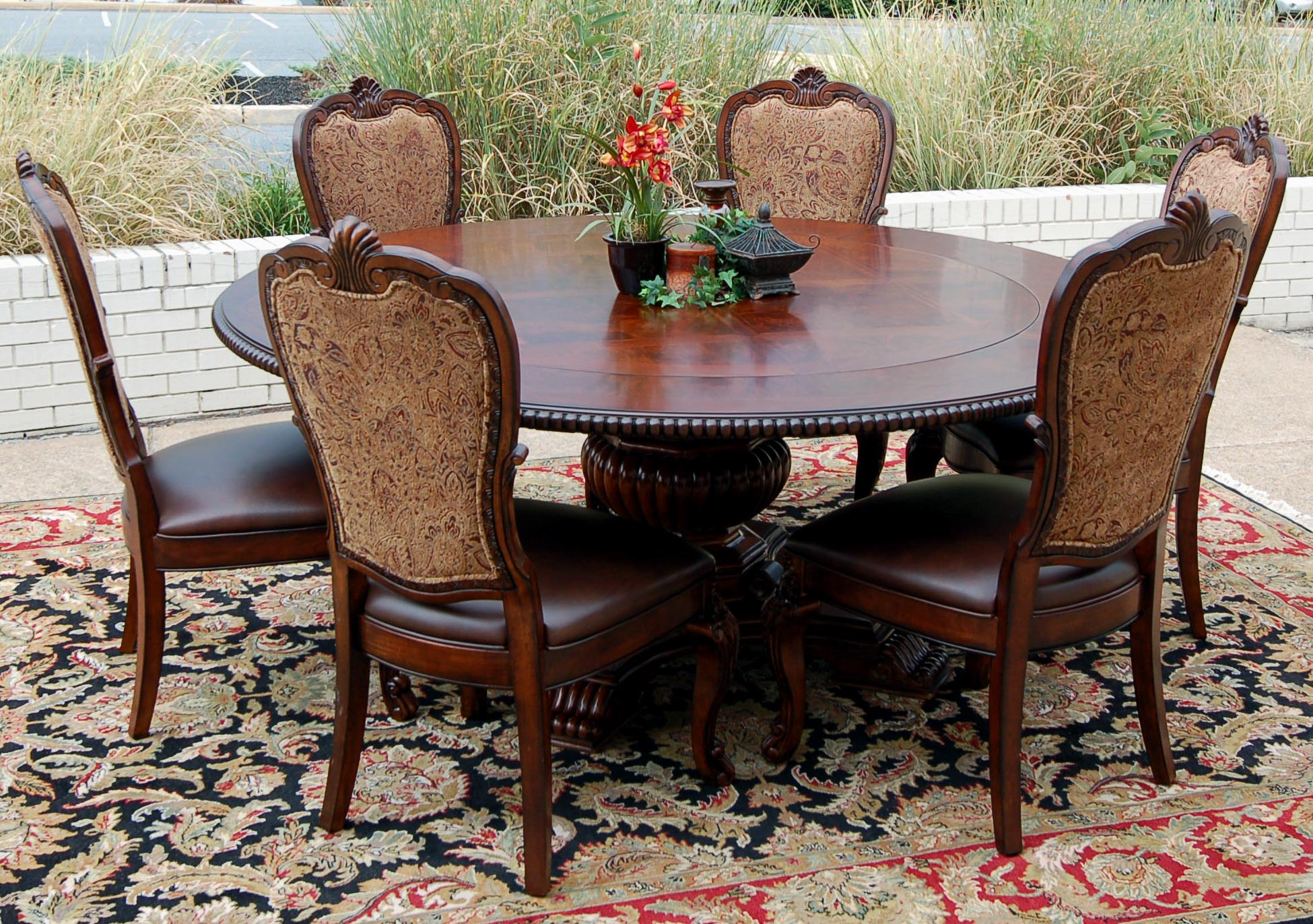 Mahogany And More Table Chair Sets